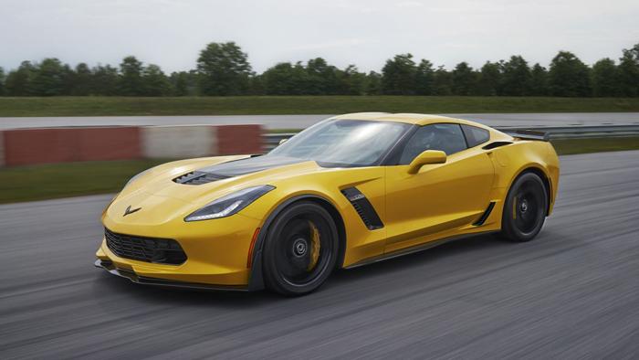 Chevrolet Corvette попал в список рекордсменов Нюрбургринга