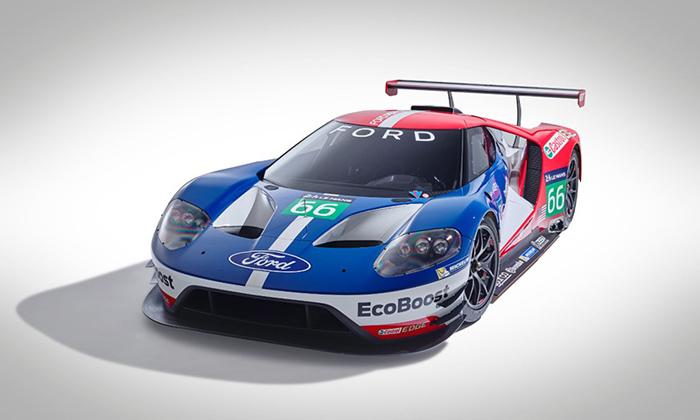 Ford возвращается на трек Ле-Мана с новым Ford GT
