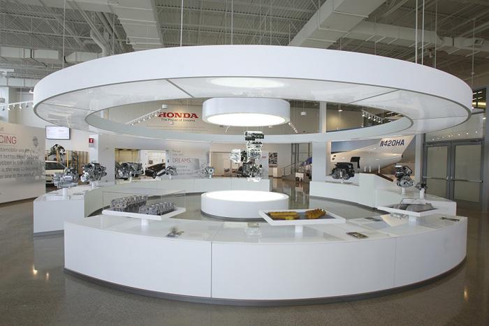 Новый музей Honda в Огайо