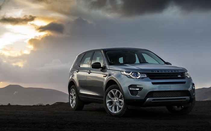 Старт продаж нового Land Rover Discovery Sport