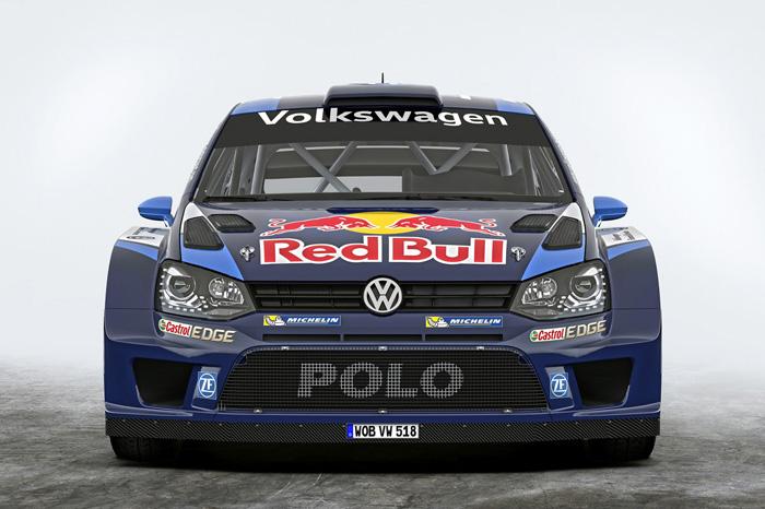 Премьера нового Volkswagen Polo R WRC раллийного сезона 2015 года