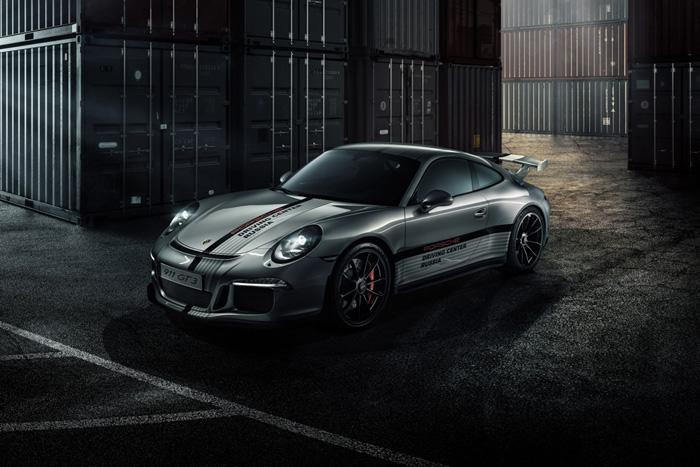 Porsche открывает центр водительского мастерства в Moscow Raceway