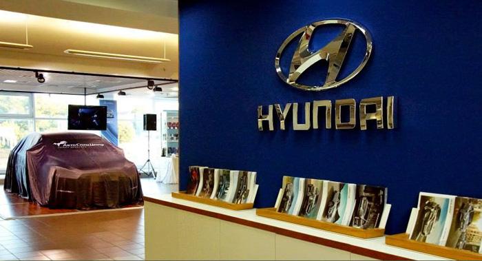 В дилерском центре АвтоСпецЦентр состоялась презентация обновленной модели Hyundai i40