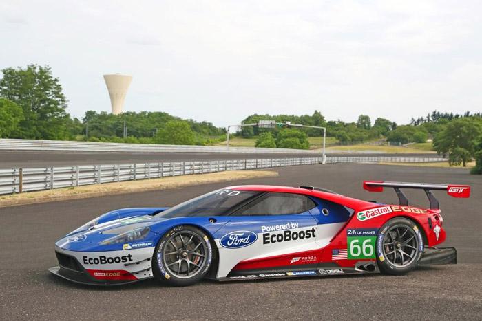 Ford возвращается на легендарную гонку «24 часа Ле-Мана»