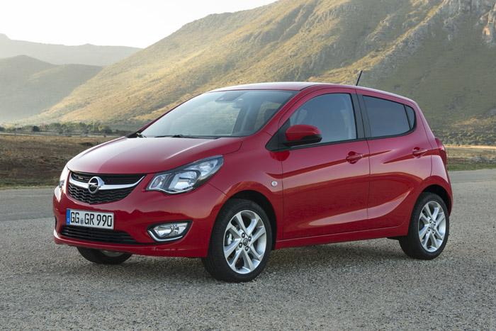 Новый Opel KARL: мировая премьера на Женевском автосалоне