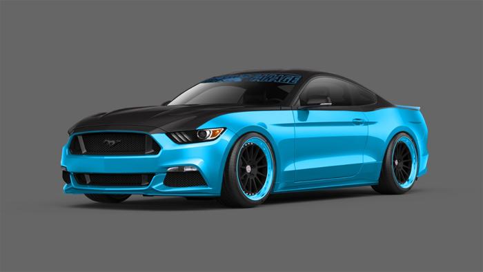 Лимитированная серия Ford Mustang GT Mustang