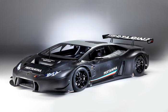 40 автомобилей Lamborghini Huracan GT3 примут участие в 13 чемпионатах класса GT