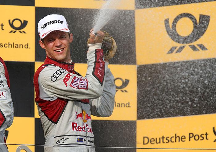 Двойная победа Audi на этапе DTM в Венгрии