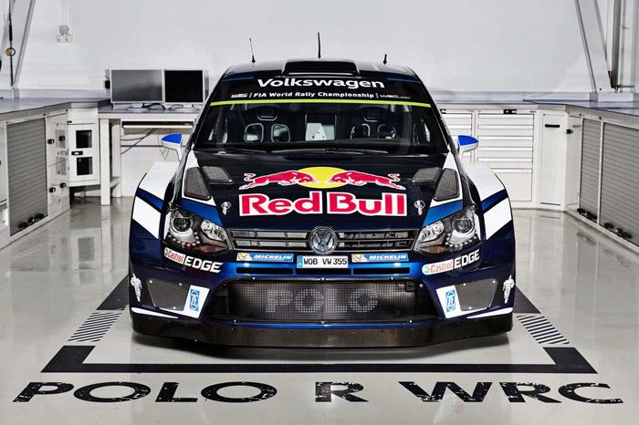 Обновленный Volkswagen Polo R WRC 2016
