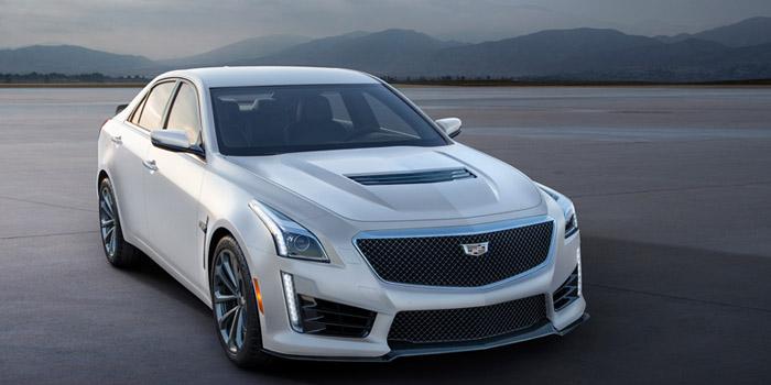 Старт продаж Cadillac CTS-V третьего поколения