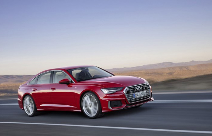Новый Audi A6 2018
