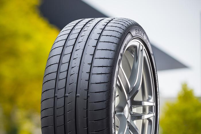 Новые шины Goodyear Eagle F1 Asymmetric 3 для Porsche Panamera